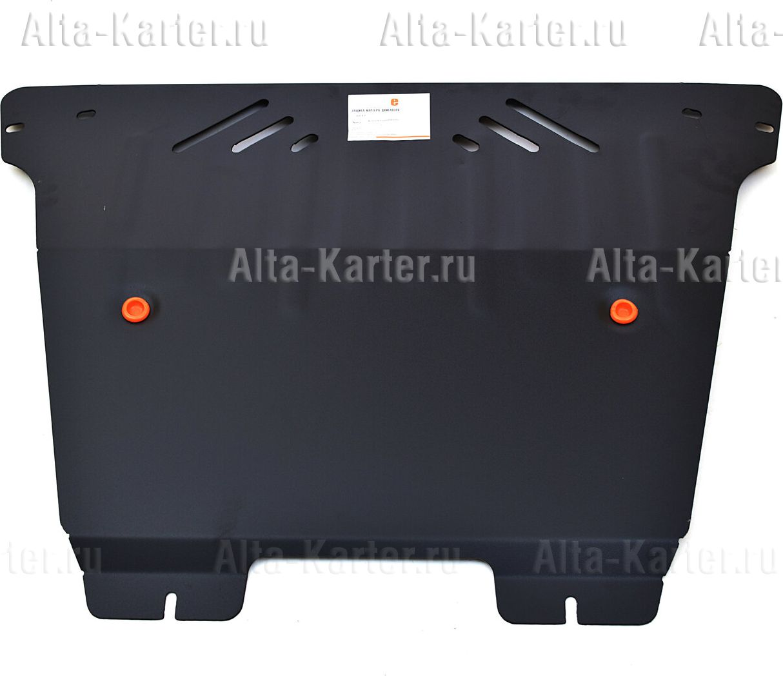 Защита Alfeco для картера и КПП Renault Grand Scenic III 2009-2016. Артикул ALF.18.13