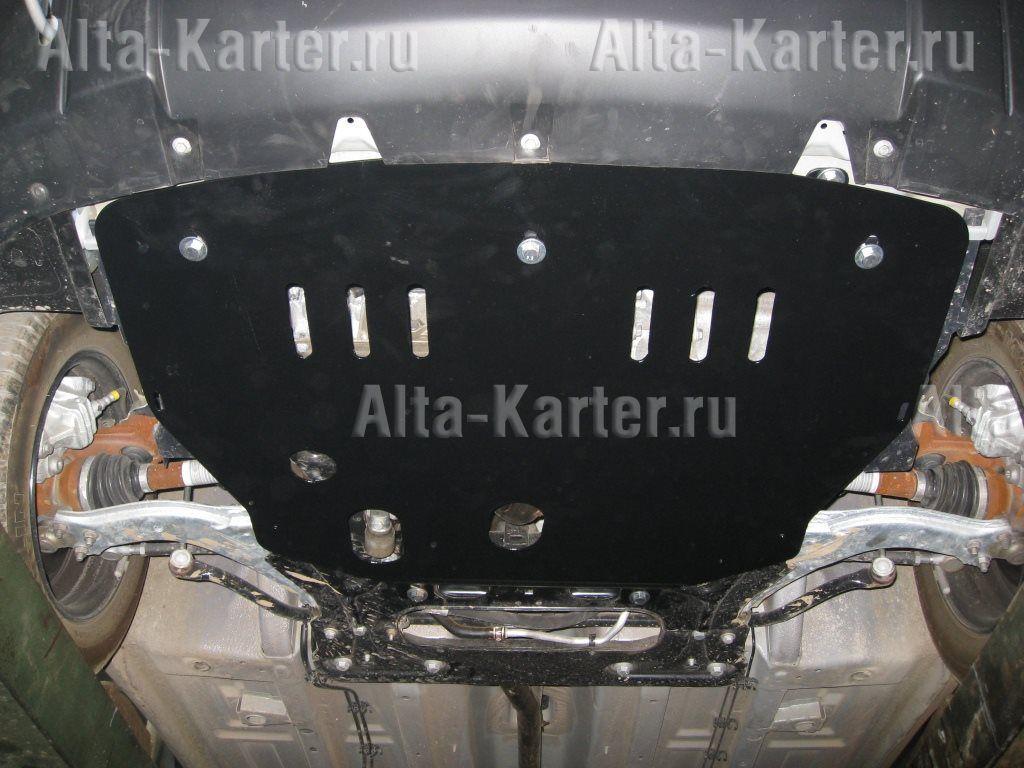 Защита Alfeco для картера и КПП Citroen Berlingo I 1996-2003. Артикул ALF.04.06