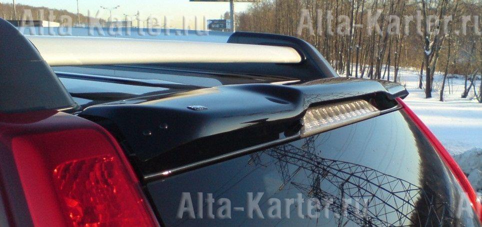 Дефлектор EGR заднего стекла для Nissan X-Trail Т31 2007-2014. Артикул 527191