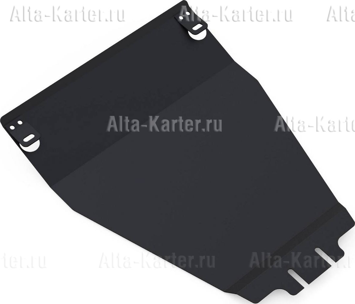 Защита Rival для картера Subaru Forester III 2008-2013. Артикул 111.5401.2