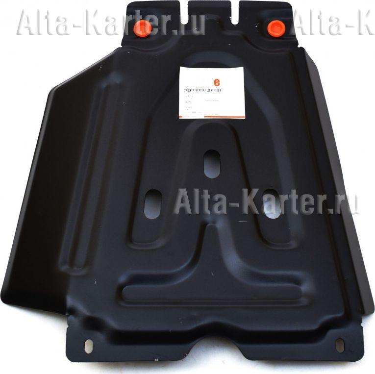 Защита Alfeco для КПП Toyota Hilux VII 2006-2015. Артикул ALF.24.92
