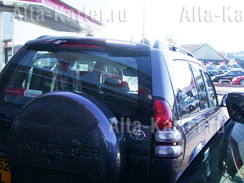 Дефлектор EGR заднего стекла для Toyota Land Cruiser Prado 120 2002-2009. Артикул 539161