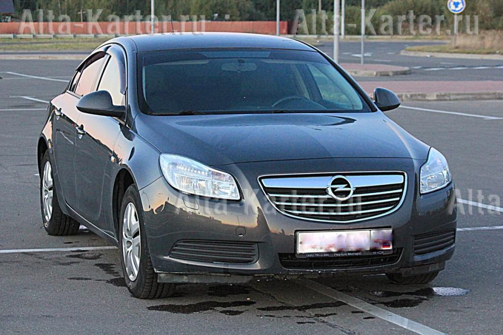 Дефлекторы Cobra Tuning для окон (c хром. молдингом) Opel Insignia седан, хэтчбек 2008 по наст. вр.. Артикул O10908CR
