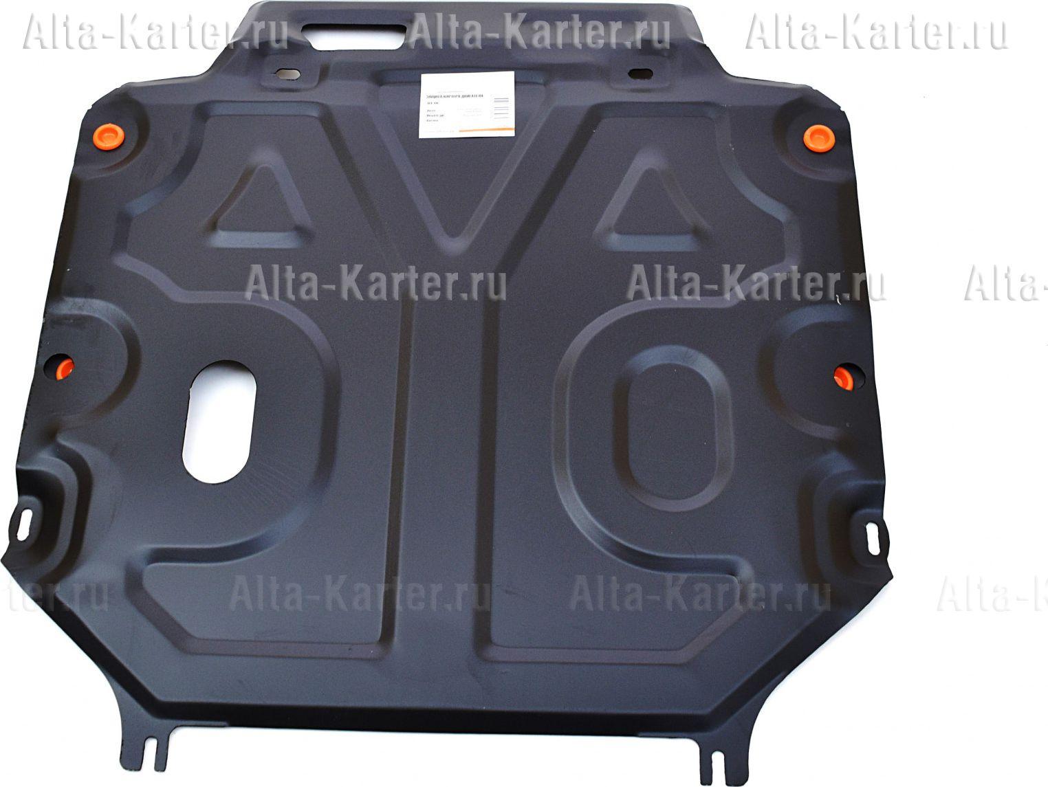 Защита Alfeco для картера и КПП Chevrolet Captiva 2013-2016. Артикул ALF.03.16 st