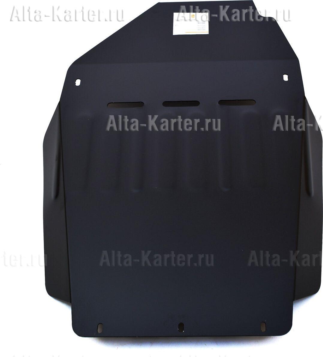 Защита Alfeco для АКПП и РК Toyota Land Cruiser 100 1998-2007. Артикул ALF.24.48