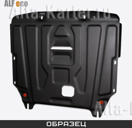 Защита Alfeco для картера и КПП Toyota Corolla Runx 4WD 2000-2007. Артикул ALF.24.118