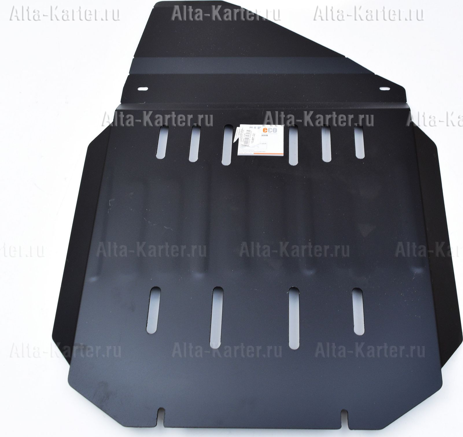 Защита Alfeco для КПП Chevrolet Tahoe 2006-2014. Артикул ALF.37.02