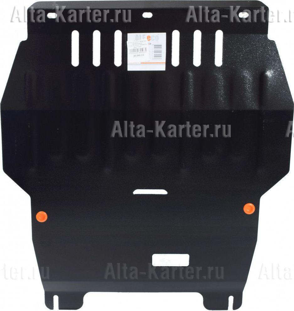 Защита Alfeco для картера и КПП Seat Toledo II 1999-2005. Артикул ALF.20.03