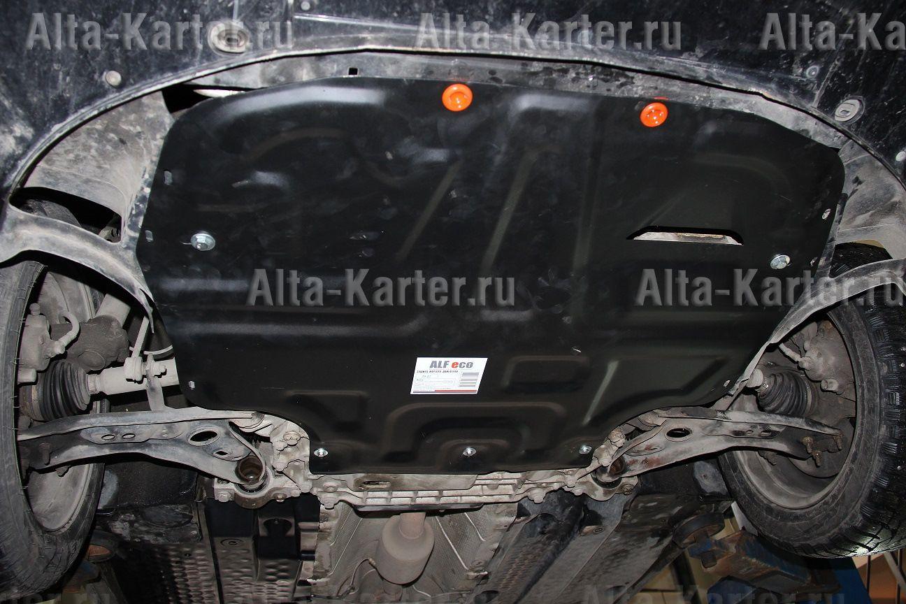 Защита Alfeco для картера и КПП Seat Leon II 2005-2012. Артикул ALF.20.12 st