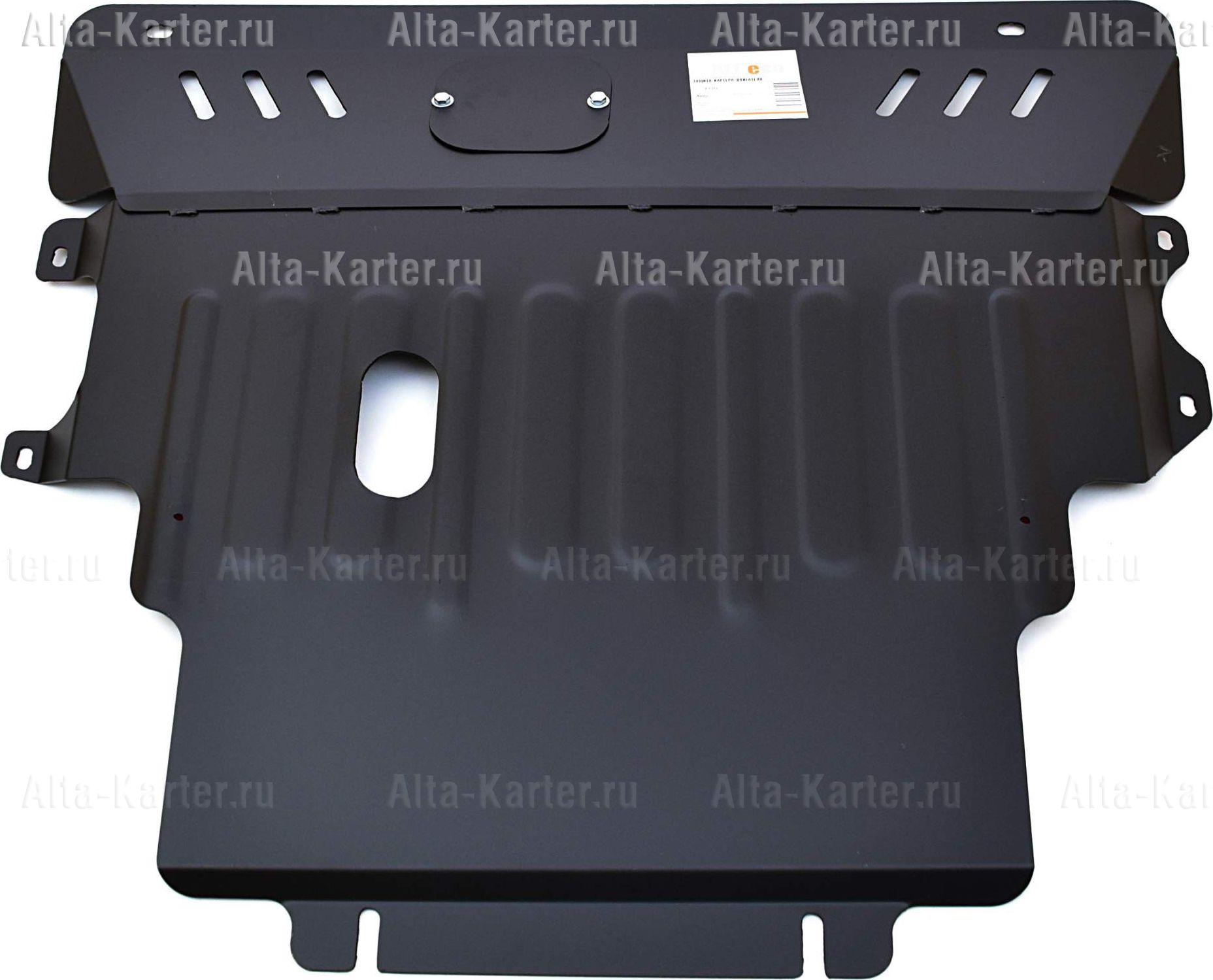 Защита Alfeco для картера и КПП Mazda 5 II 2005-2010. Артикул ALF.13.03
