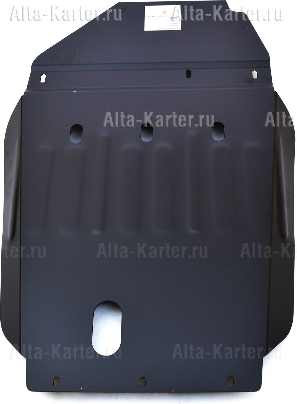 Защита Alfeco для АКПП и РК Toyota Land Cruiser 100 1998-2007. Артикул ALF.24.47