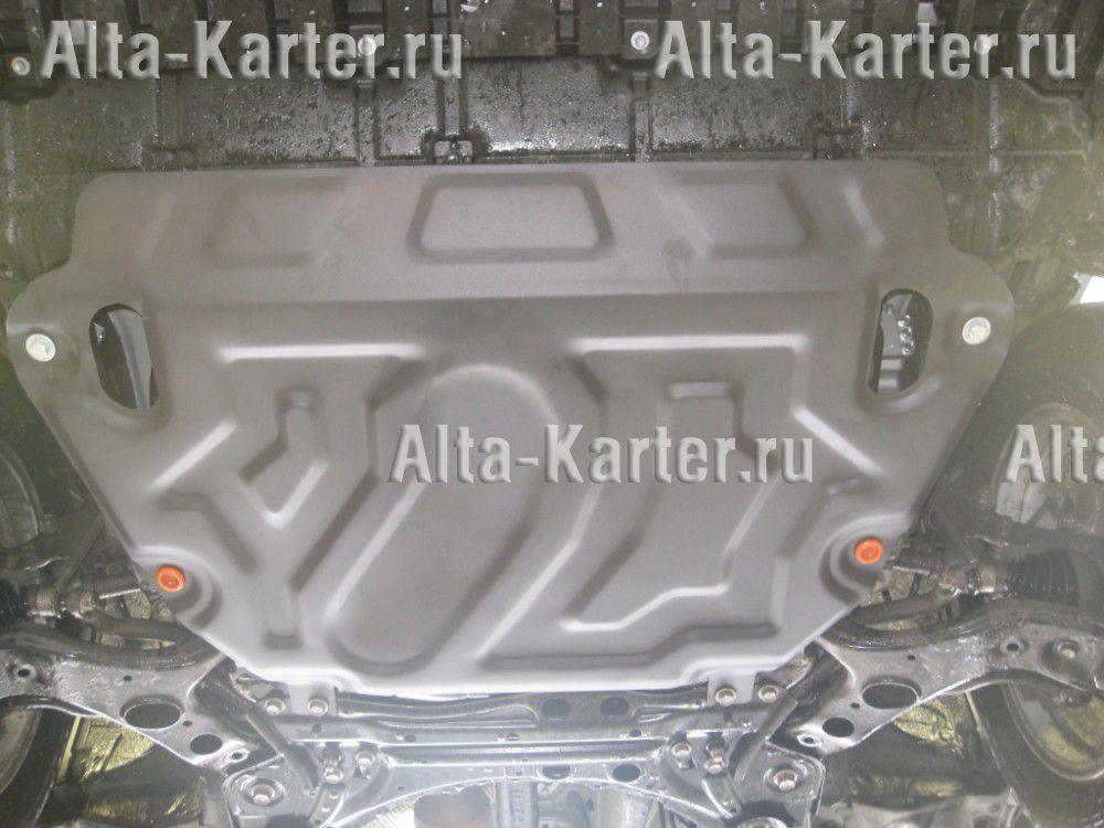 Защита 'ТриАВС' для картера и КПП Toyota RAV4 IV 2013-2019. Артикул 09.757.C2