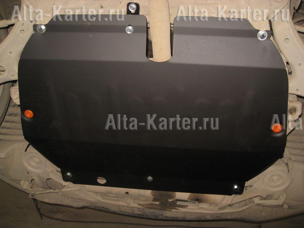 Защита Alfeco для картера и АКПП Toyota Estima II 2000-2006. Артикул ALF.24.68