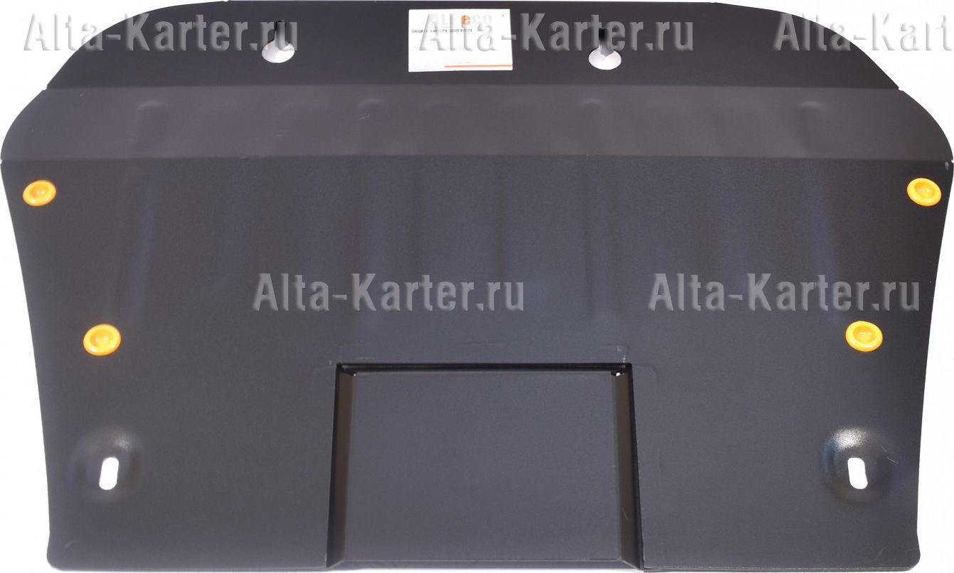 Защита Alfeco для картера и КПП Cadillac XT5 4х2, 4х4 2017-2021. Артикул ALF.03.23st
