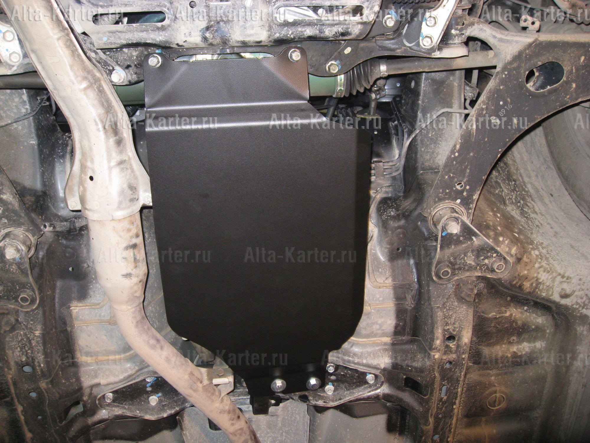 Защита Alfeco для АКПП Subaru Forester lll 2008-2012. Артикул ALF.22.24