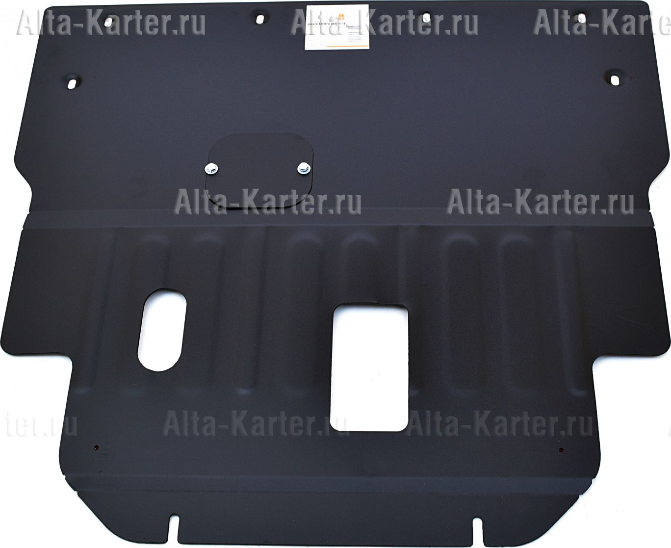 Защита Alfeco для картера и КПП Hyundai i40 2012-2021. Артикул ALF.10.31