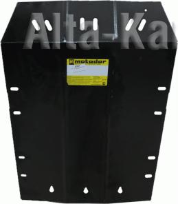 Защита Мотодор для радиатора JBC 1041 2014-2021. Артикул 27301