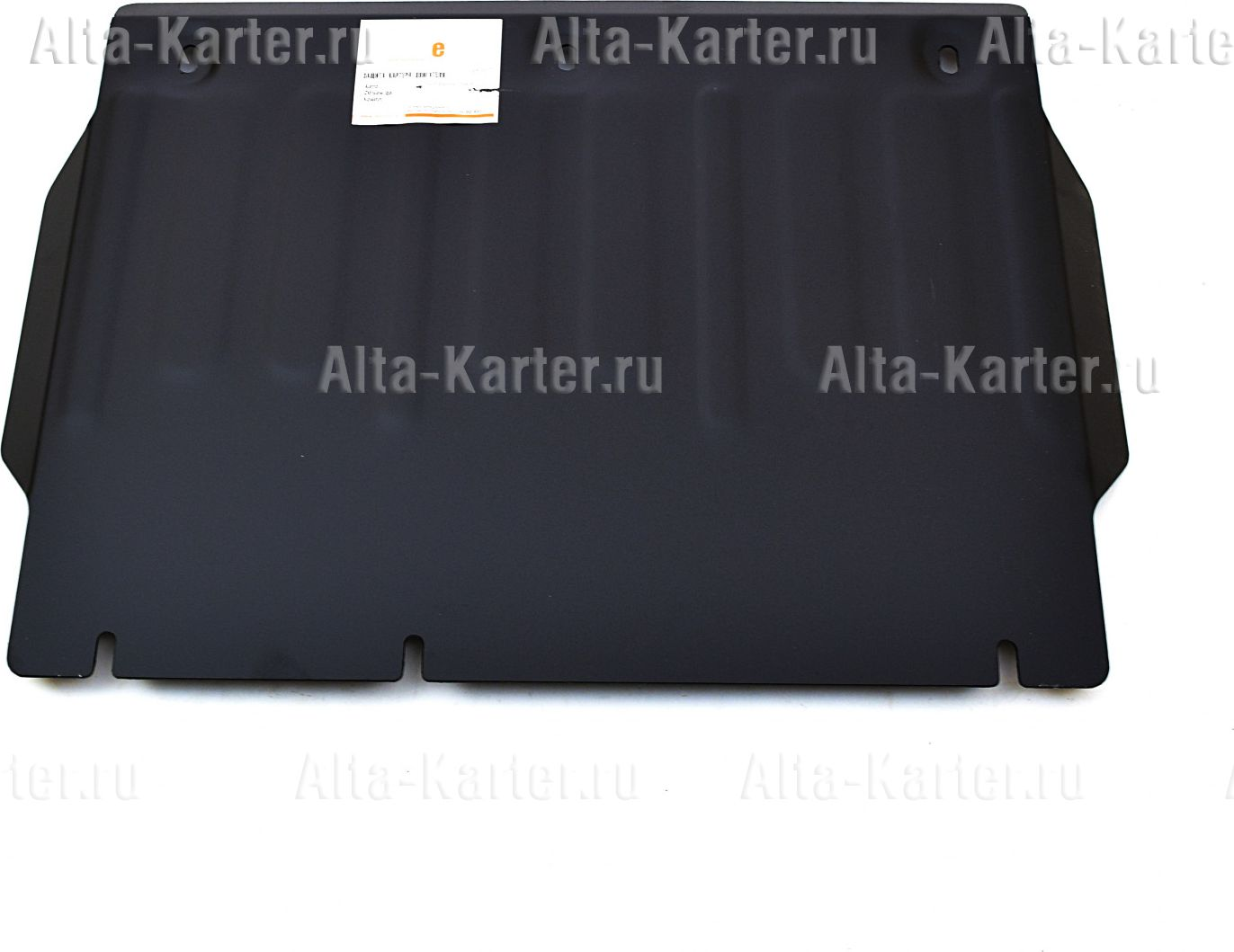 Защита Alfeco для раздатки Ford Ranger IV Double Cab 2012-2021. Артикул ALF.07.31