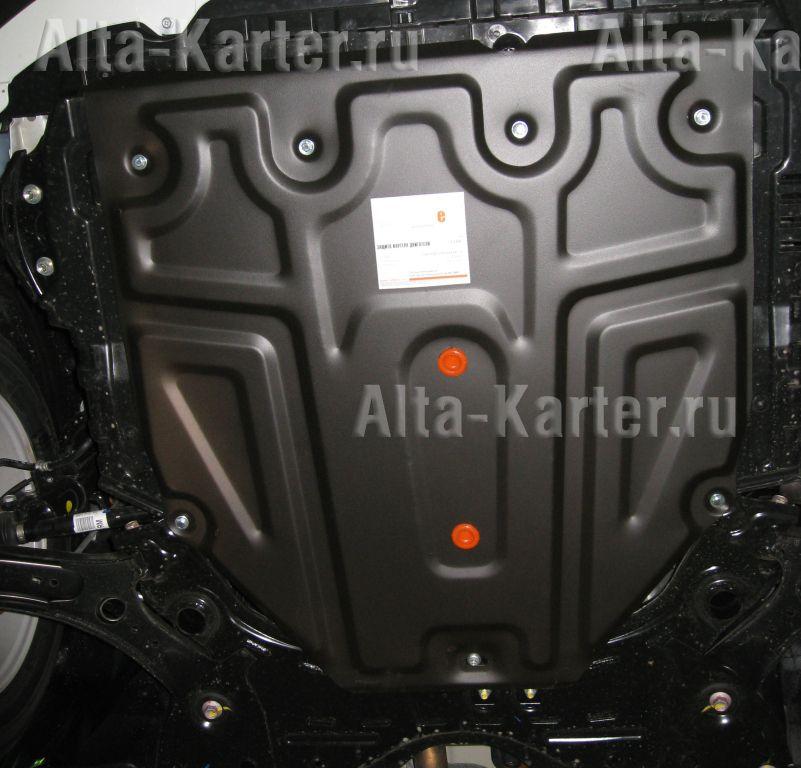 Защита Alfeco для картера и КПП Suzuki SX4 I 2006-2013. Артикул ALF.23.06 st