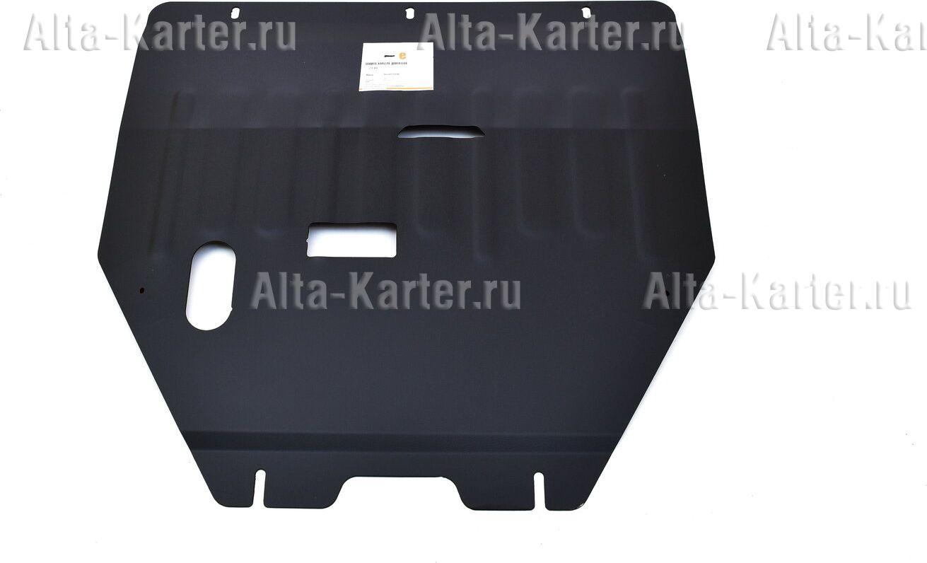 Защита Alfeco для картера и КПП Suzuki Swift 2005-2010. Артикул ALF.23.10