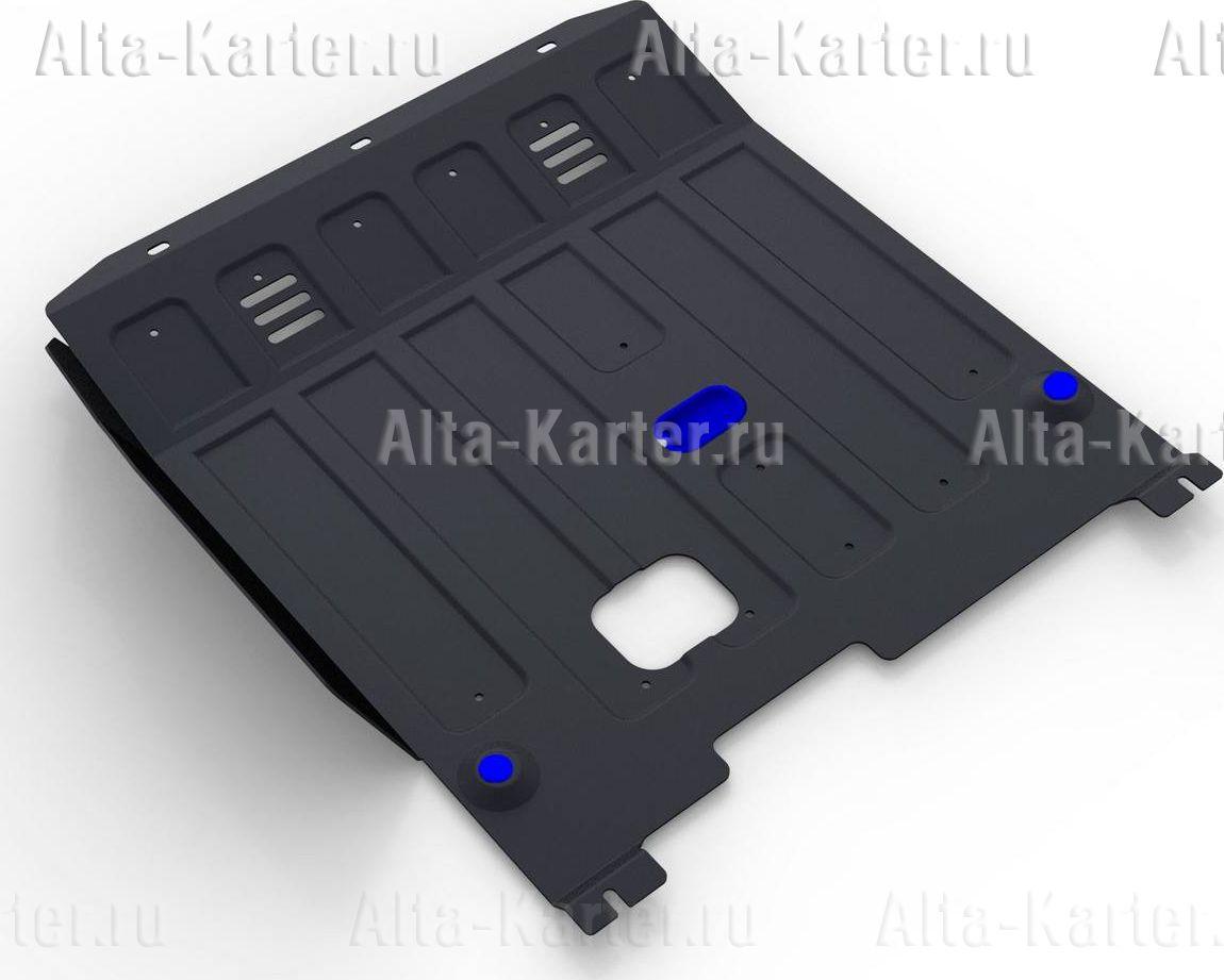 Защита Rival для картера и КПП Citroen Jumper 2007-2021. Артикул 111.4303.1