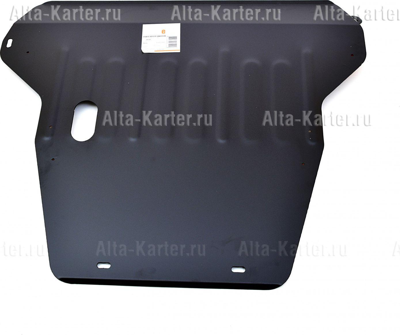 Защита Alfeco для картера и КПП Hyundai Sonata V 2002-2010. Артикул ALF.10.11