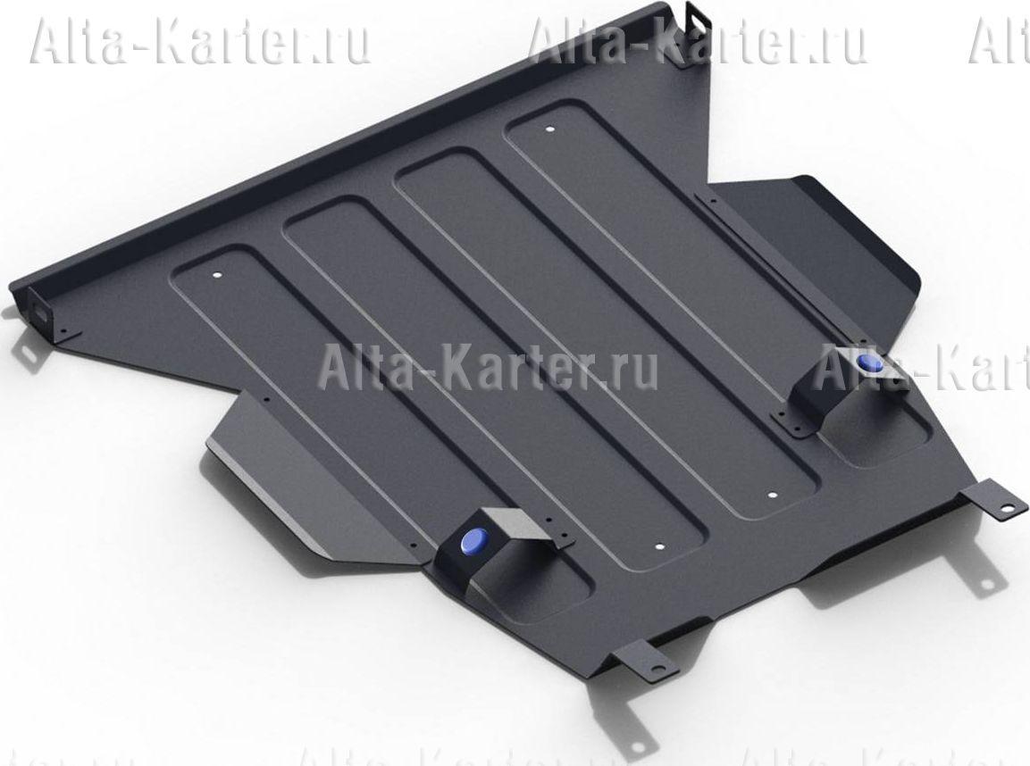 Защита Rival для картера и КПП Acura EL I 1995-2001. Артикул 111.2109.1