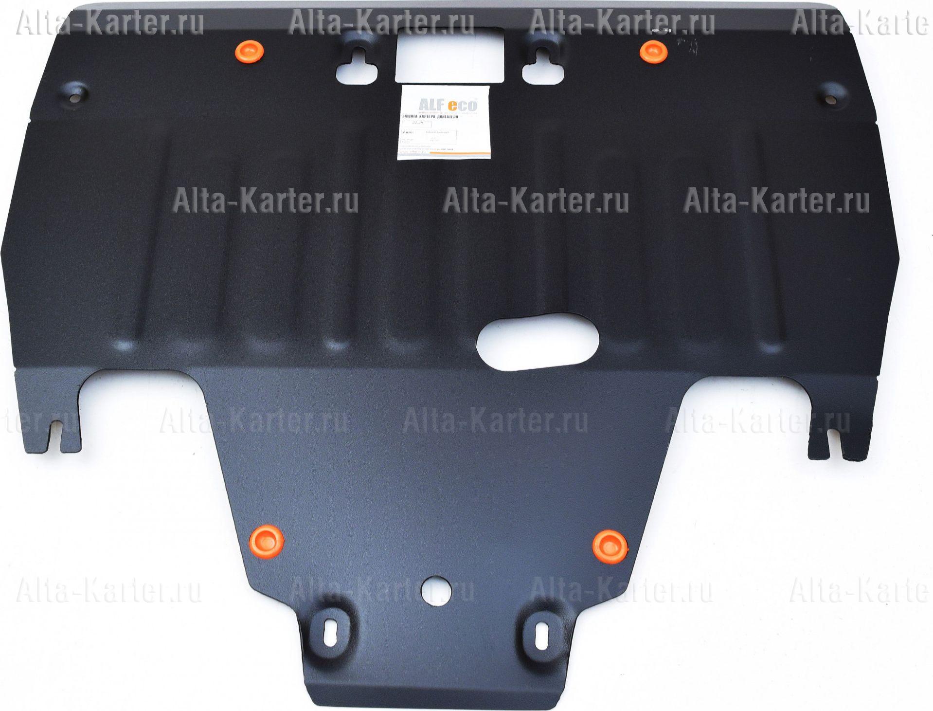 Защита Alfeco для картера Subaru Outback V 2014-2019. Артикул ALF.22.39