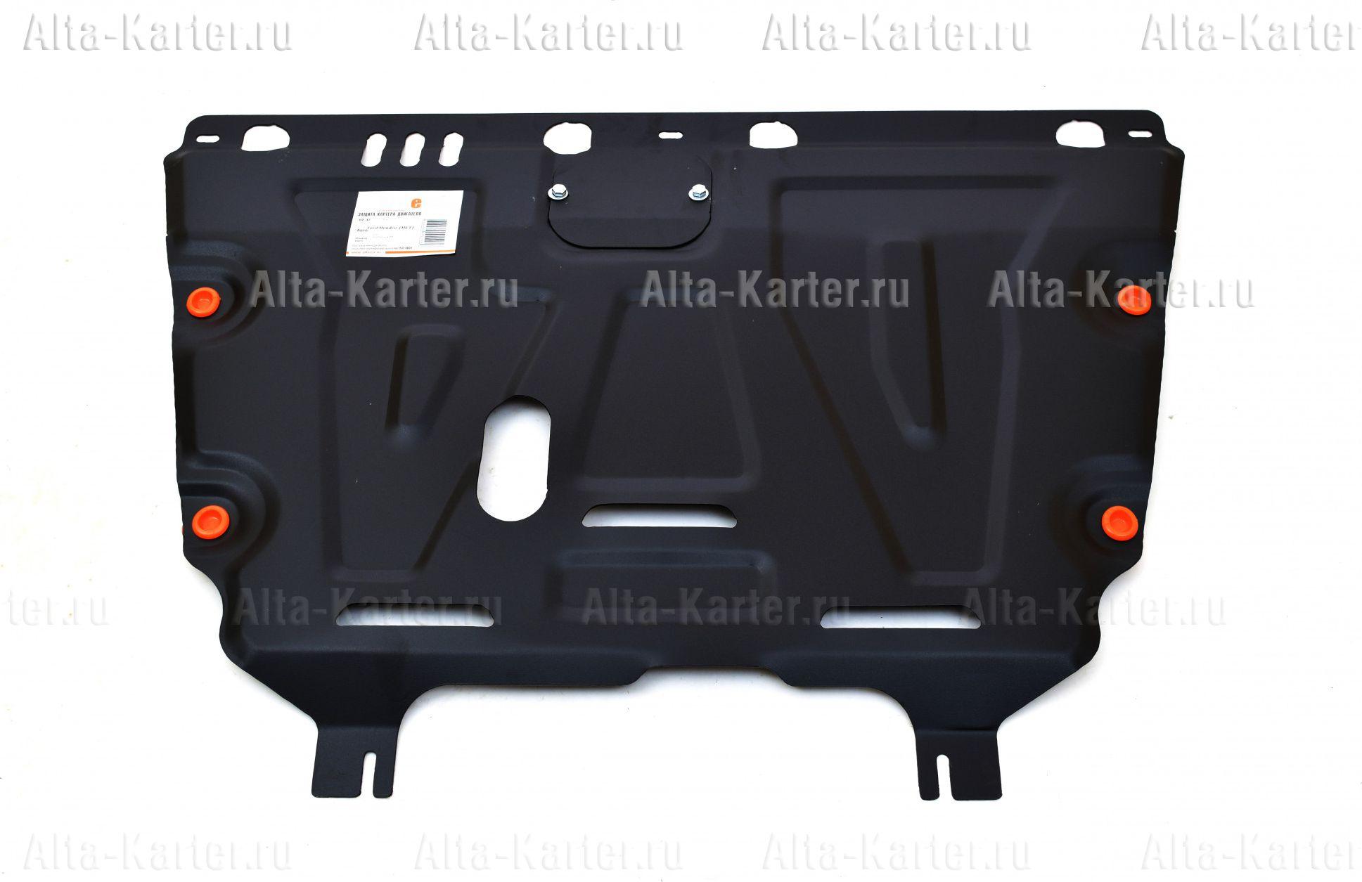 Защита Alfeco для картера и КПП Ford Mondeo V 2014-2021. Артикул ALF.07.37