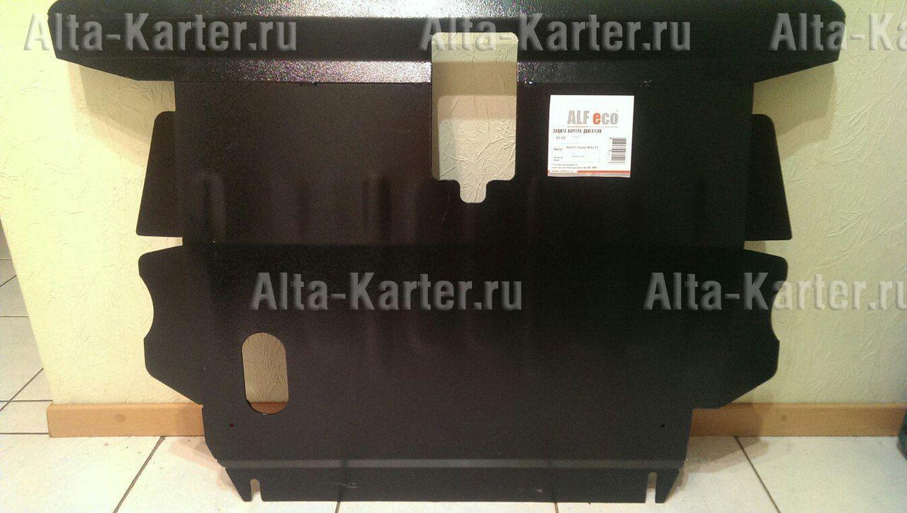 Защита Alfeco для картера и КПП BYD F3 2005-2013. Артикул ALF.01.01
