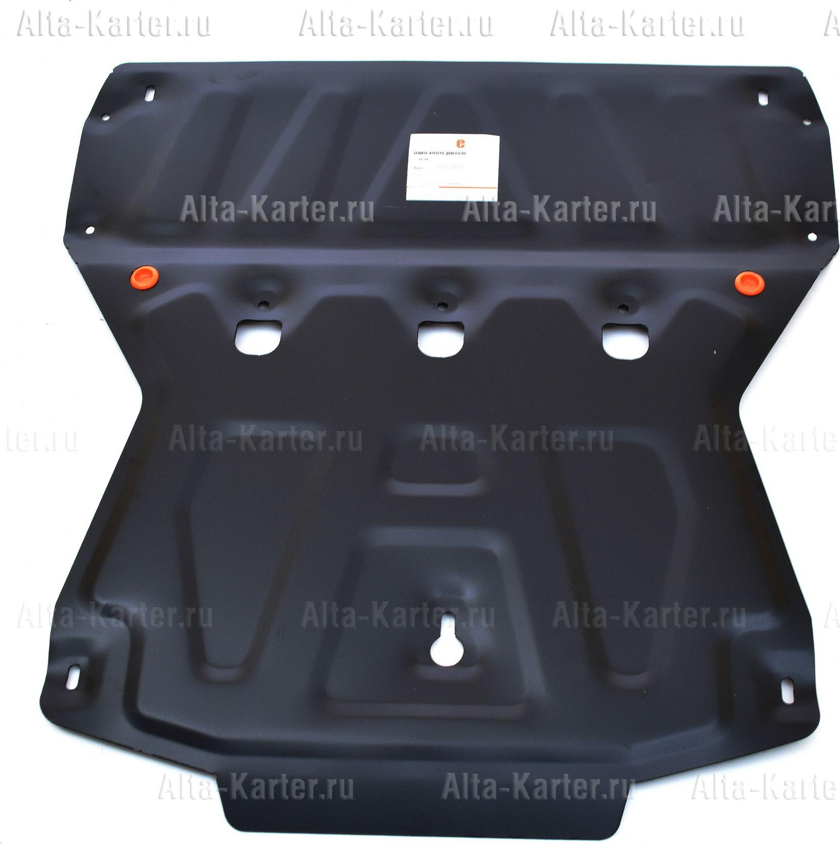 Защита Alfeco для картера Audi A7 I 2010-2018. Артикул ALF.30.30