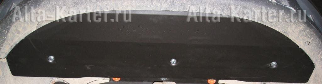 Защита Alfeco для радиатора Ford S-Max 2006-2015. Артикул ALF.07.24