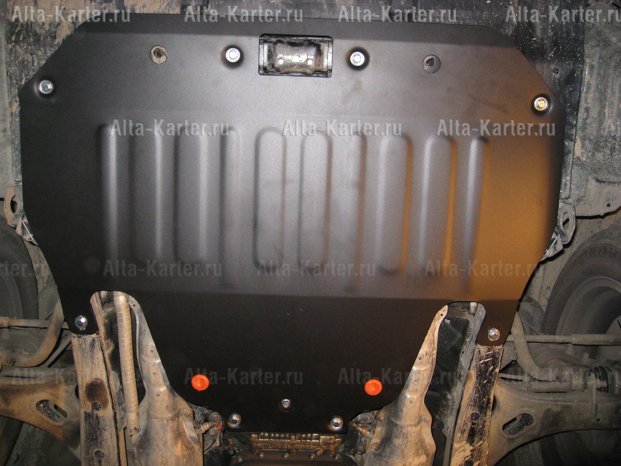 Защита Alfeco для картера Subaru Outback IV 2009-2014. Артикул ALF.22.05