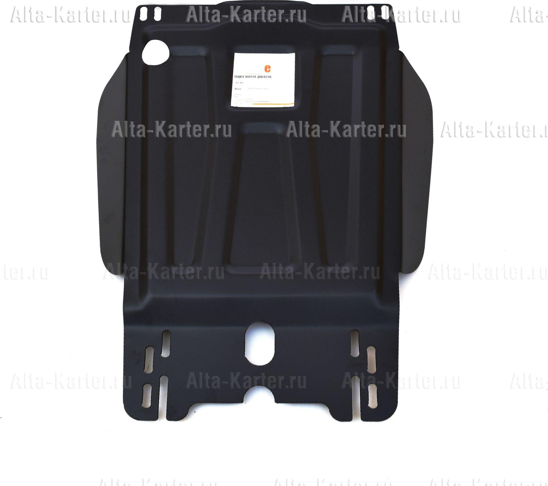 Защита Alfeco для КПП Mitsubishi L200 V 2015-2021. Артикул ALF.14.48st