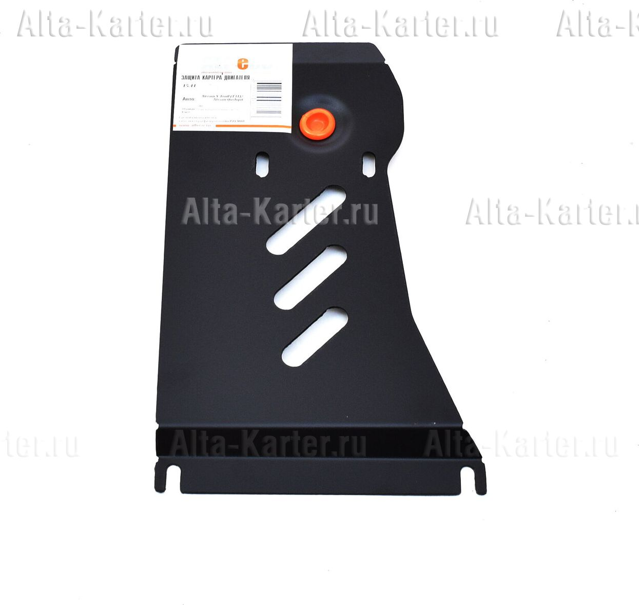 Защита Alfeco для редуктора заднего моста Renault Koleos II 2016-2021. Артикул ALF.15.41