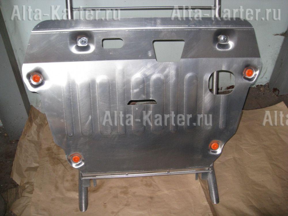 Защита Alfeco для картера и КПП Toyota Avensis 2009-2018. Артикул ALF.24.19