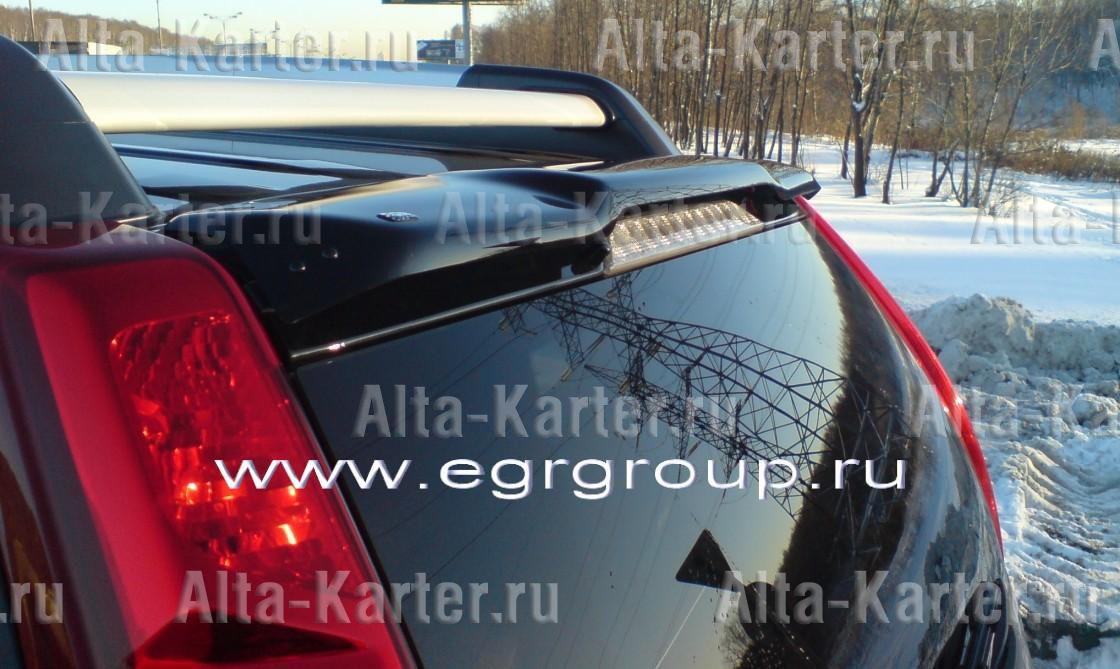 Дефлектор EGR заднего стекла для Nissan X-Trail T30 2001-2007. Артикул 827091