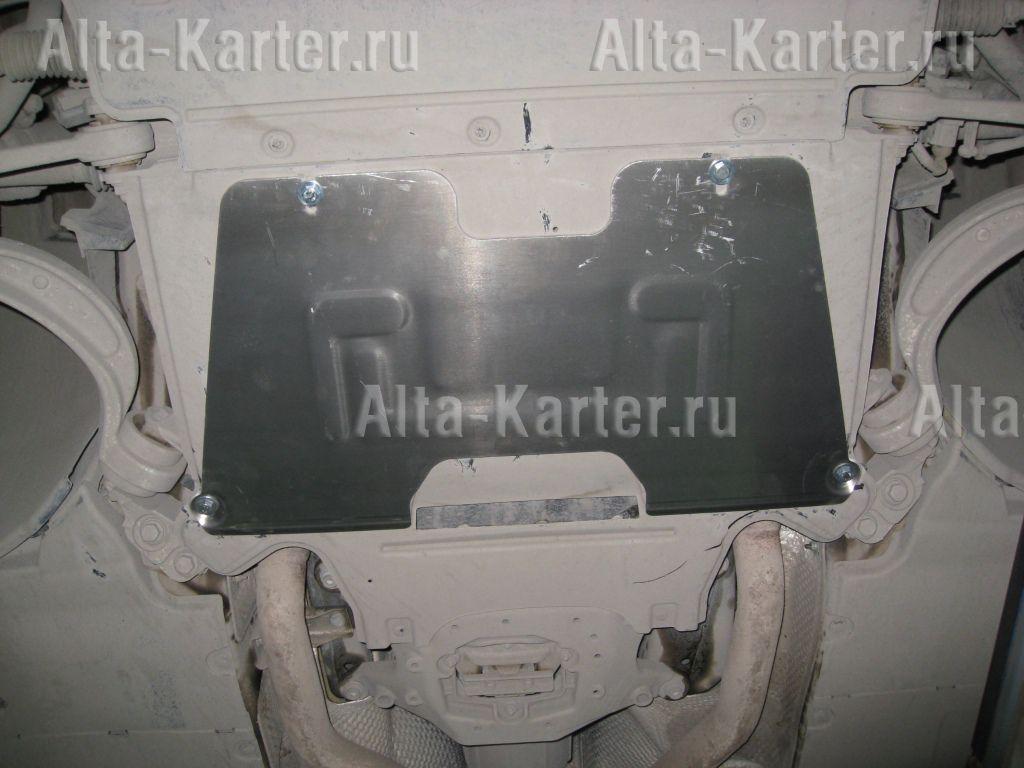 Защита Alfeco для КПП Audi Q5 I 2008-2012. Артикул ALF.30.25