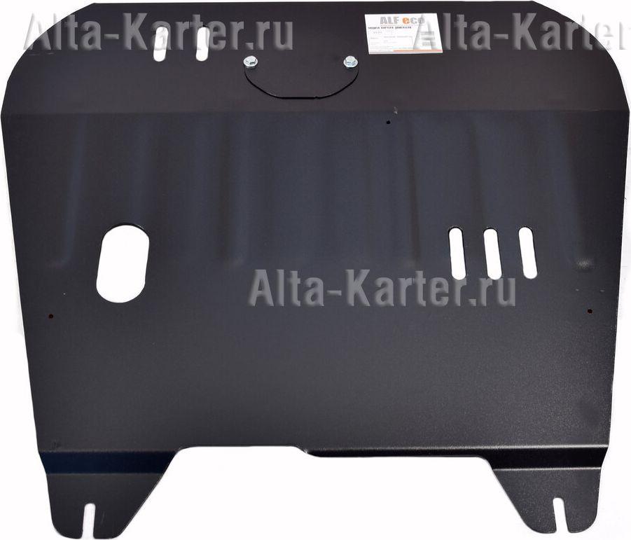 Защита Alfeco для картера и КПП Mitsubishi Outlander XL 2006-2012. Артикул ALF.14.03