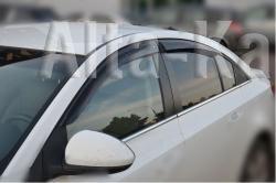 Дефлекторы Cobra Tuning для окон BMW 3 G20 2019 по наст. вр.. Артикул B25419