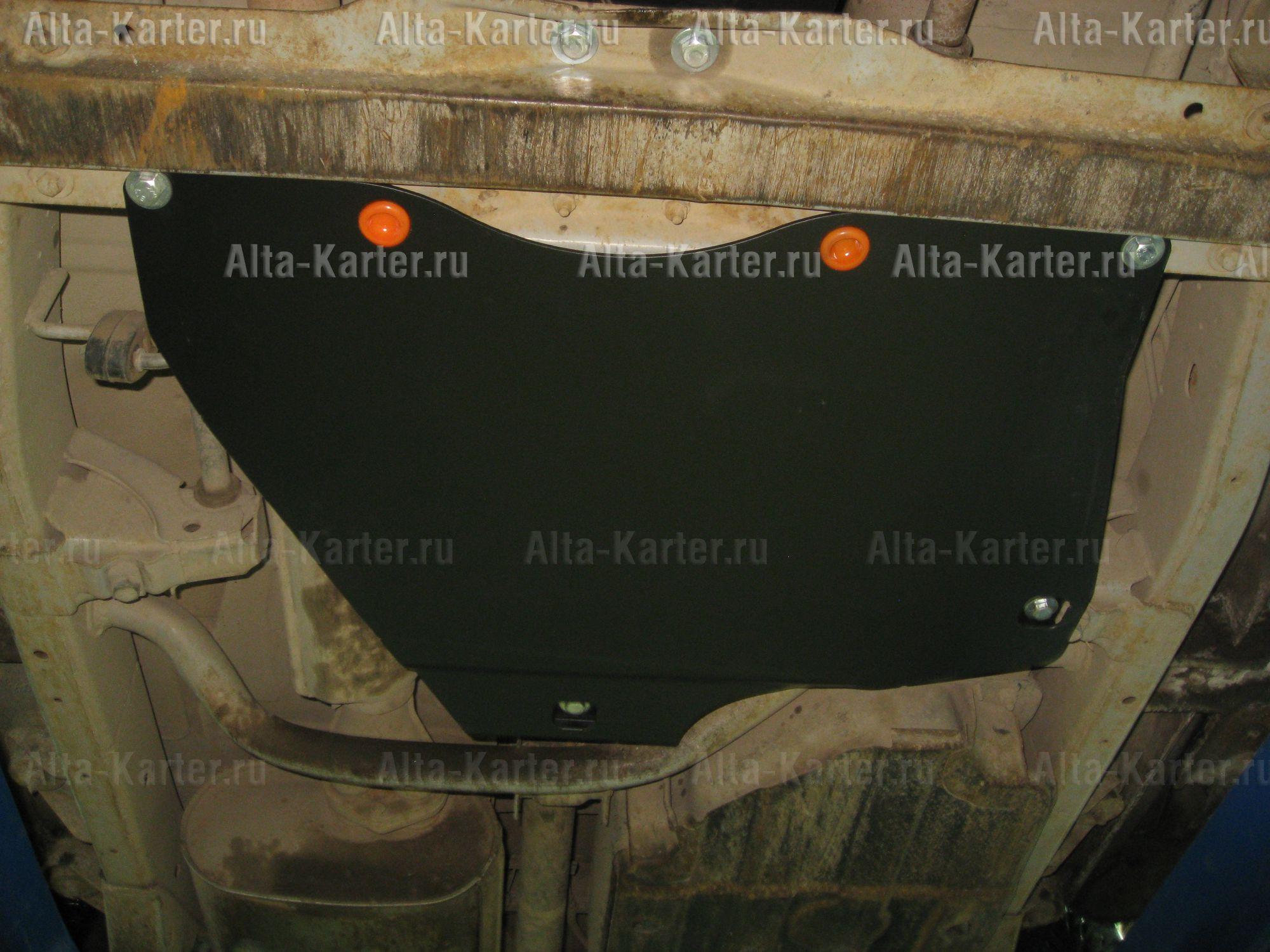 Защита Alfeco для раздатки Tager 2008-2012. Артикул ALF.32.07