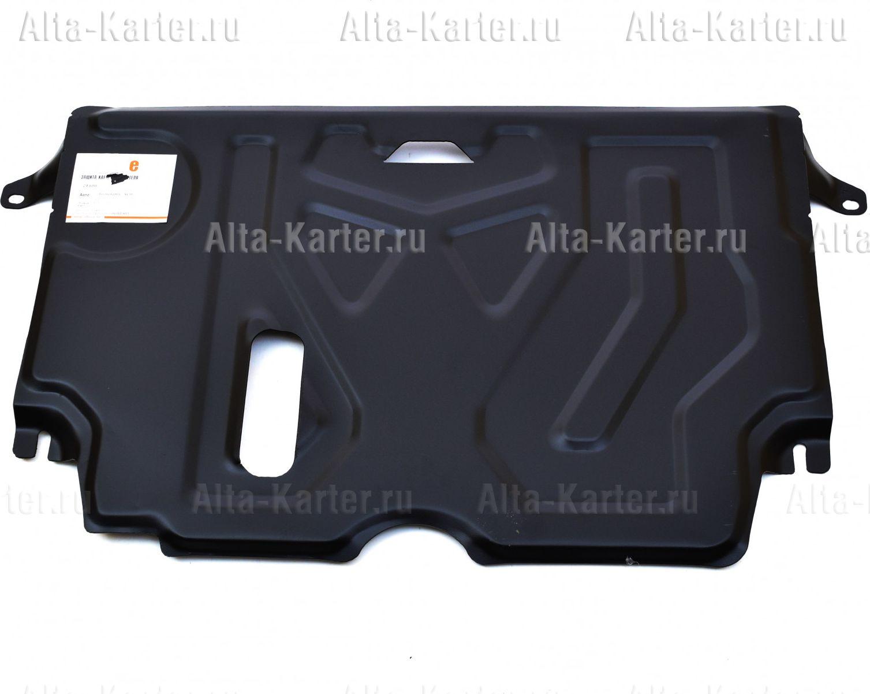 Защита Alfeco для картера и КПП Toyota Camry VII XV50 2011-2018. Артикул ALF.24.600st