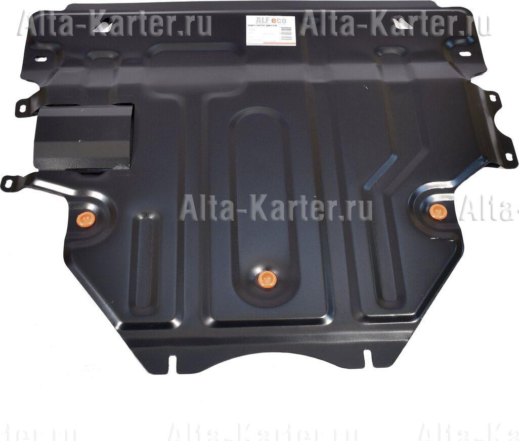 Защита Alfeco для картера и КПП Mazda Axela II 2009-2013. Артикул ALF.13.10