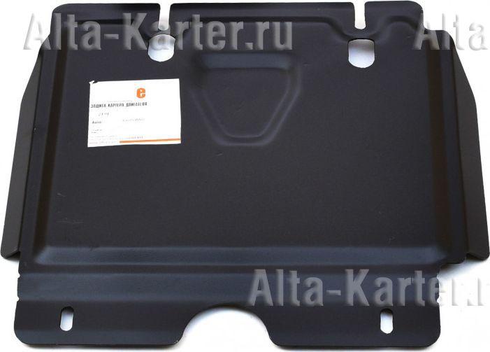 Защита Alfeco для редуктора переднего моста Toyota Hilux VII 2006-2015. Артикул ALF.24.91