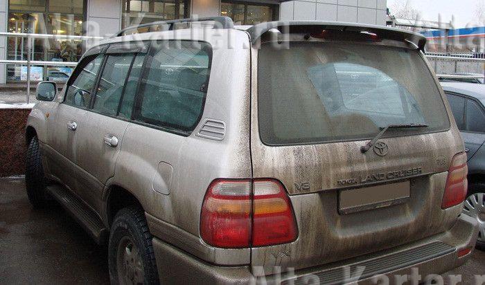 Дефлектор EGR заднего стекла для Toyota Land Cruiser 100 1998-2007. Артикул 539151