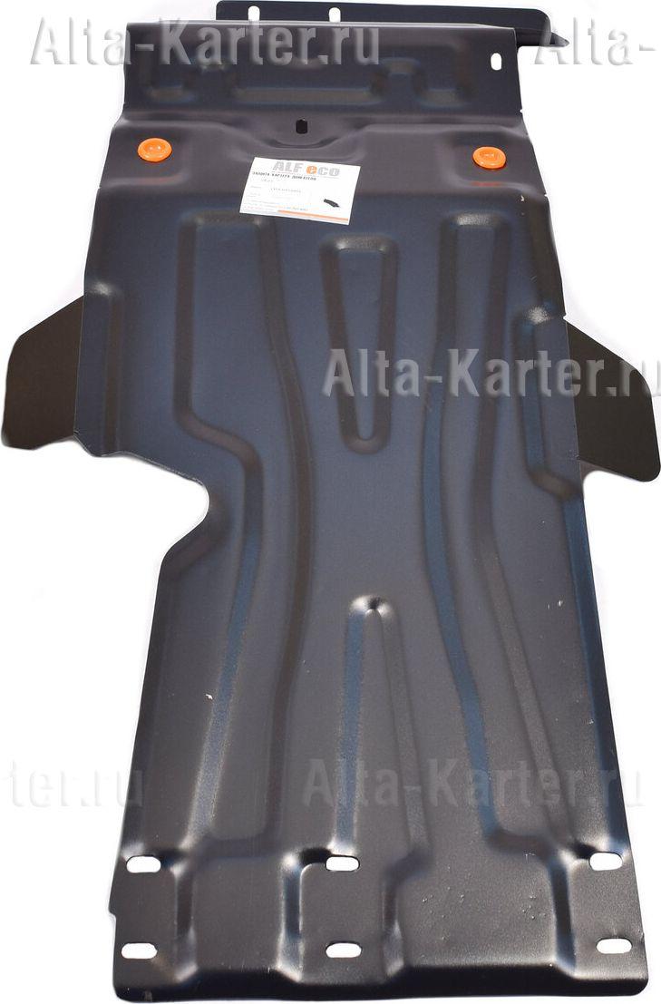Защита Alfeco для картера и КПП ВАЗ 21214, 4х4 Urban 2008-2021. Артикул ALF.28.25