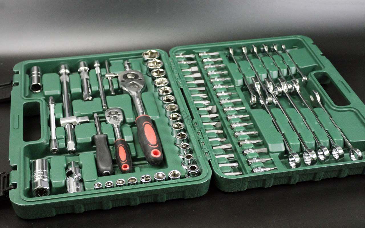 Набор инструментов SATAvip 78 предметов
