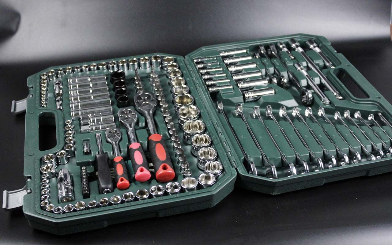 Набор инструментов SATAvip 150 предметов