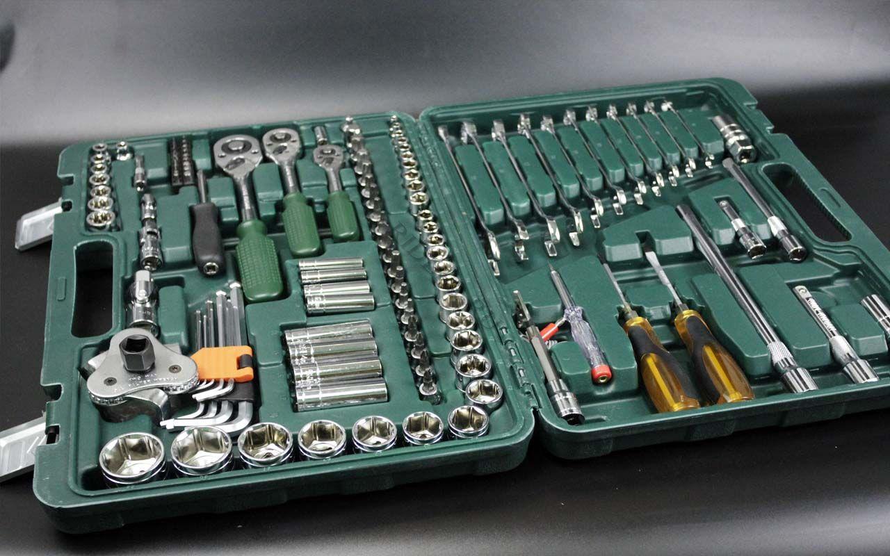 Набор инструментов SATAvip 121 предмет