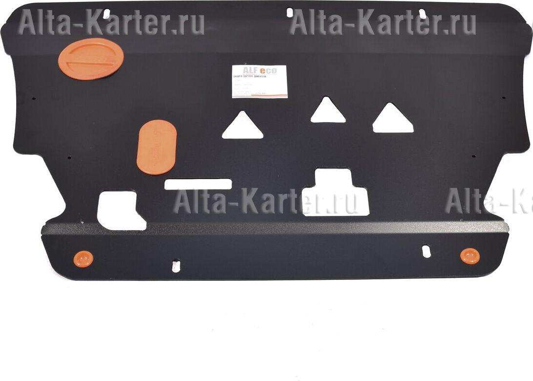 Защита Alfeco для картера и АКПП Volvo S90 2016-2021. Артикул ALF.27.13